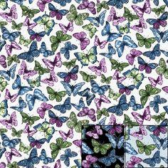 Butterfly Forest Large Butterflies