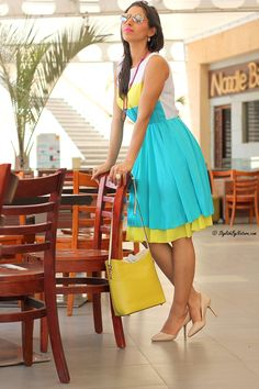 Hi Everyone, Entire Outfit - Max Fashions Its monsoon season, however, your days need not be gloomy ! Indian Fashion Bloggers, Monsoon Fashion, Travel Workout, Fashion Outfits, Fashion Tips, Fashion Trends, India Fashion, Style Blog, My Style