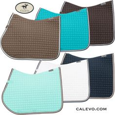Eskadron - Cotton Saddle Cloth - CLASSIC SPORTS -- CALEVO.com Shop
