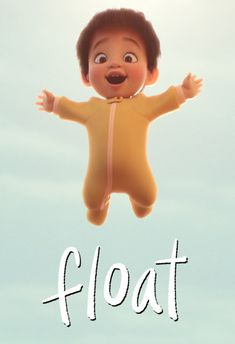 Disney+ is already winning this season with their newest offerings, and the sweet short, Float, is no exception. Float is the story of a Pixar Movies, Movies 2019, Hd Movies, Film Movie, Pixar Shorts, Disney Shorts, Pixar Poster, Disney Pixar, Disney Characters