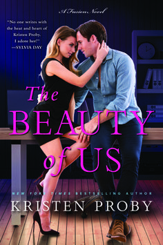 From New York Times bestselling author Kristen Proby comes a sexy, new standalone contemporary romance in her Fusion Series, THE BEAUTY OF US! Releasing August 22, 2017, don't miss the amazing cove…