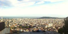 Der Aussichtspunkt Bunkers del Carmel oder Turó de la Rovira bietet einen romantischen Panoramablick auf Barcelona. Infos und Wegbeschreibung hier.