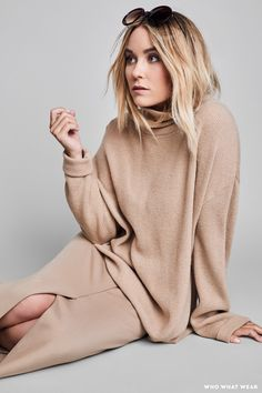 Lauren Conrad styles her new LC Lauren Conrad Runway collection now available at Kohls.