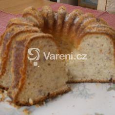 Lehká banánová bábovka s kokosem a kakaem recept - Vareni.cz Banana Bread, Food And Drink