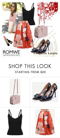 """""""Romwe  3"""" by aida-1999 ❤ liked on Polyvore featuring Revlon"""