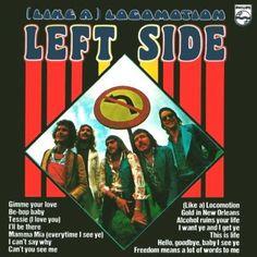 Bate-Boca & Musical: Left Side - (Like A) Locomotion (1976)