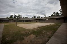 Aaron Cohn Regional Youth Detention Center, Midland, Georgia. Co-ed facility with a capacity of 64.