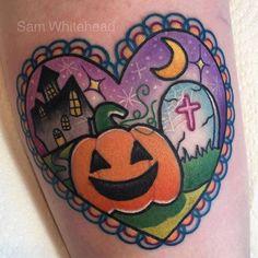 Halloween #tattoo!!