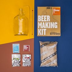 Everyday IPA Zestaw do warzenia piwa Beer Making Kits, How To Make Beer, Coffee, Kaffee, Cup Of Coffee