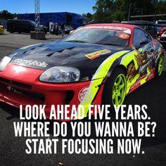 Start focusing now To Go, Goals, Car, Sports, Inspire, Hs Sports, Automobile, Sport, Autos