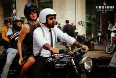 The Distinguished Gentleman's Ride I | Riders Around