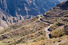 Ruta volcánica en #Tenerife