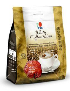 Wer trank Kaffee Ganoderma, um Gewicht zu verlieren