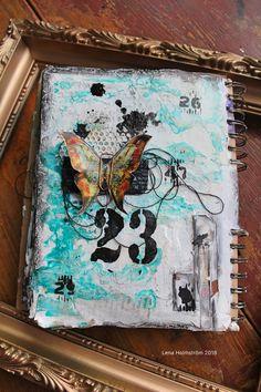 Art Journal - Butterfly