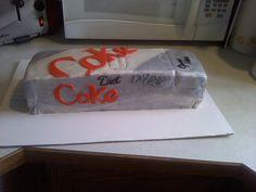 Diet Coke Cake Mix Cookies