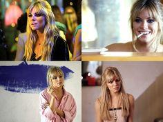 Various views of Sienna's 'Alfie' hair