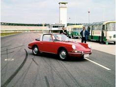 Porsche 911 2,0 litres Targa - 1967