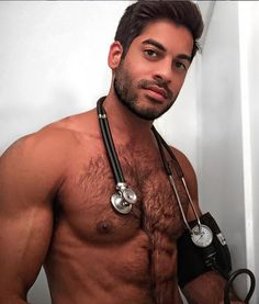 Today's handsome, hairy-chested Morning Man is actor Sachin Bhatt. Hairy Hunks, Hairy Men, Lady Chablis, Arab Men, Men In Uniform, Hairy Chest, Male Beauty, Beautiful Men, Hello Gorgeous