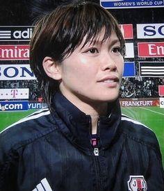 なでしこJAPANの川澄奈穂美さんの画像まとめ。2連覇おねがいします!!