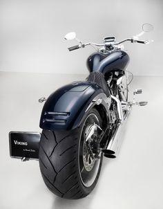 Viking motorcycle by Henrik Fisker - Lauge Jensen motorcycles
