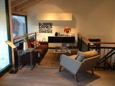 BoConcept Indivi sofa, Monte chair & Volani wall system