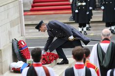The Queen, Prince Charles and Prince William were among the British royals who attended the Remembrance Sunday service at London's Cenotaph - Photo 9 | Celebrity news in hellomagazine.com