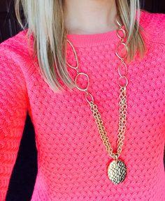 Indulgence necklace with Avery enhancer! #PremierDesigns