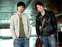 Vic Chou, Taiwan Drama, See You Again, Korean Drama, Wish, Military Jacket, Leather Jacket, Actors, Celebrities