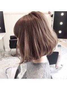 いろんな前下がりボブが可愛すぎ♡髪型・ヘアスタイルカタログ♪2018 - NAVER まとめ