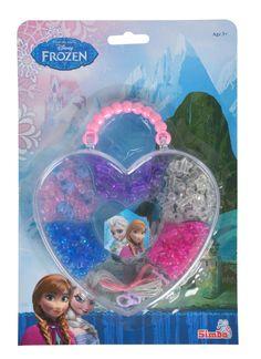 Simba Disney bead set in carry case #frozen #disney #simbatoys #happy #kids #accessories #cute #diy