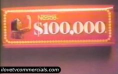 $100,000 Bar (1979) Before it was 100 Grand. Retro Candy, Vintage Candy, My Favorite Part, My Favorite Things, Nostalgic Candy, Penny Candy, Do You Remember, Sweet Memories, My Memory