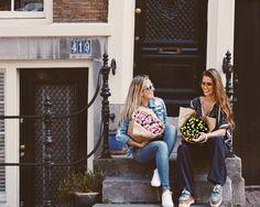 Een tulp is veel mooier dan een dure orchidee als hij maar uit liefde word gegeven @dutchgirlsontheblog