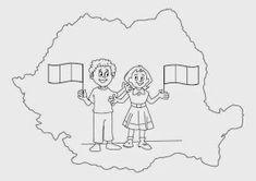 Jocuri pentru copii mari şi mici: Fise de colorat educative de 1 decembrie Diy And Crafts, Crafts For Kids, Arts And Crafts, Worksheets For Kids, Activities For Kids, Coloring Pages, Origami, Preschool, Projects To Try