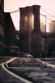 NYC. Brooklyn Brigde