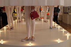 Milano Moda Donna 2012: il color fluo di Furla, le foto della collezione invernale 2012/13