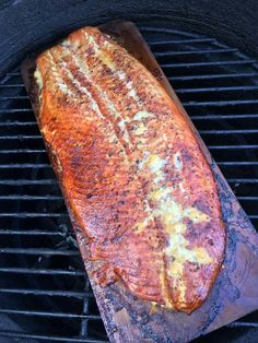 Spicy Sweet Smoked Salmon brings a touch of the exotic far east blending sweet smoke and spice together for a tantalizing treat. Get the recipe. Smoked Salmon Brine, Smoked Tuna, Grilled Salmon Recipes, Spicy Salmon, Smoked Fish, Tuna Recipes, Seafood Dishes, Fish And Seafood, Brine Recipe