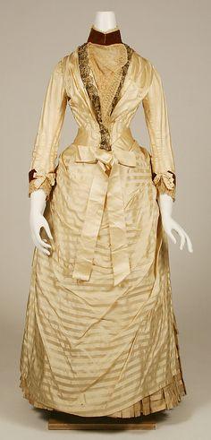 Dress ca. 1886