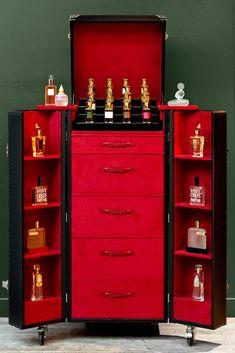 El templo de los perfumes nicho