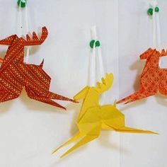 Suspensions rennes origami