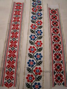 Slavic Folk Embroidery - It Was A Work of Craft Cross Stitch Books, Cross Stitch Borders, Cross Stitch Flowers, Cross Stitch Designs, Cross Stitching, Cross Stitch Patterns, Folk Embroidery, Cross Stitch Embroidery, Embroidery Patterns