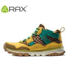 best website 43bf5 183db 49.47 50% de réduction RAX chaussures de randonnée pour hommes Surface  imperméable bottes de randonnée pour hommes femmes en plein air respirant  chaussures ...