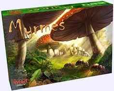 Myrmes: jeu de société chez Jeux de NIM