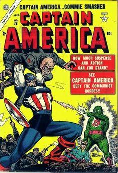 Captain America Comics (1941 Golden Age) 78