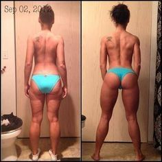 30 day workout filled with 5 different types of squats to do daily with full…