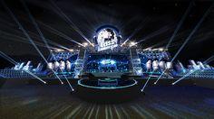 stage/display design_by.lee jae hyang on Behance