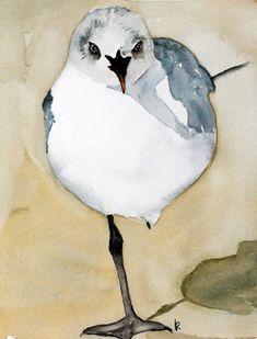 Watercolor birds tutorial helper 15