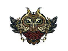 Tattoo Flash de Buhos  en Argentina Tattoo
