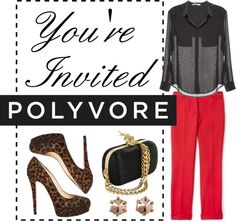 """Join the Polyvore Community!"" by polybot ❤ liked on Polyvore"