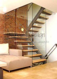escalera en mensula Venta de Escaleras y Barandas - Novo Design