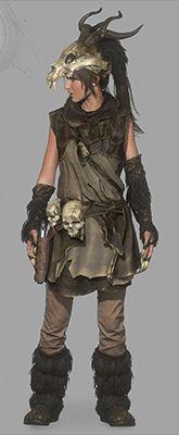Wraithskin, Rise of the Tomb Raider